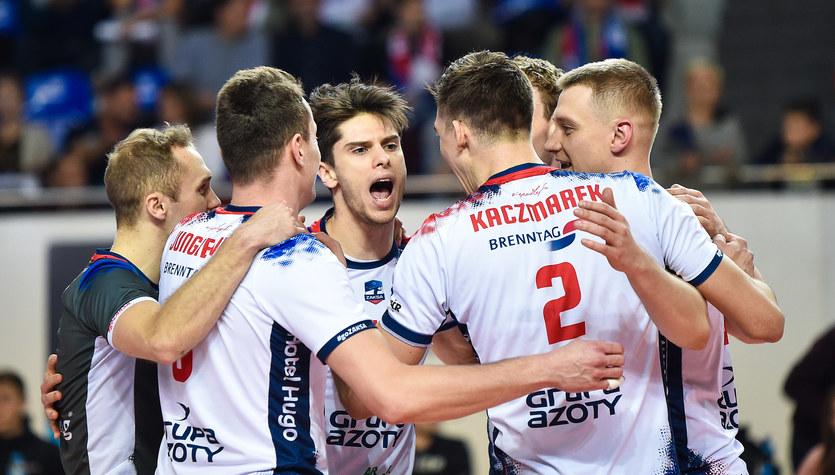 Liga Mistrzów: Pierwszy poważny test ZAKS-y Kędzierzyn-Koźle
