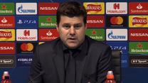 Liga Mistrzów. Pochettino (Tottenham): Ogromne szczęście, kiedy zwycięża się w taki sposób. Wideo