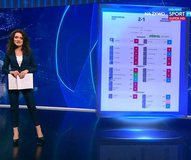 Liga Mistrzów. Przegląd mediów społecznościowych po wtorkowych spotkaniach (POLSAT SPORT). Wideo