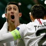 Liga Mistrzów: PSG z dużą zaliczką, skromna wygrana Romy