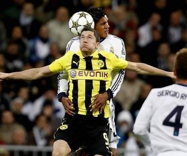 Liga Mistrzów: Real Madryt - Borussia Dortmund 2-2