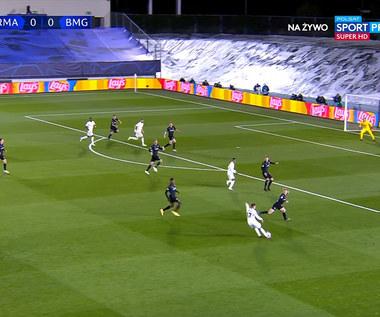 Liga Mistrzów. Real Madryt - Borussia Moenchengladbach 2-0 - bramki (POLSAT SPORT). WIDEO
