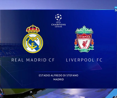 Liga Mistrzów. Real Madryt - Liverpool 3-1 - skrót (POLSAT SPORT). WIDEO