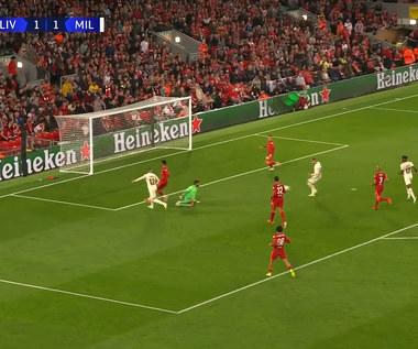 Liga Mistrzów. Trzy minuty, dwa gole. Milan wychodzi na prowadzenie. Wideo (POLSAT SPORT)