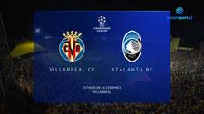 Liga Mistrzów. Villarreal CF - Atalanta Bergamo 2-2. Skrót meczu (POLST SPORT). Wideo