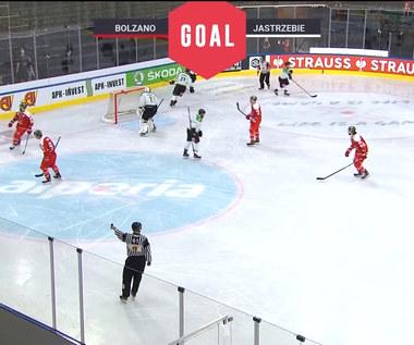 Liga Mistrzów w hokeju: HC Bolzano – JKH GKS Jastrzębie. Skrót meczu (POLSAT SPORT) Wideo