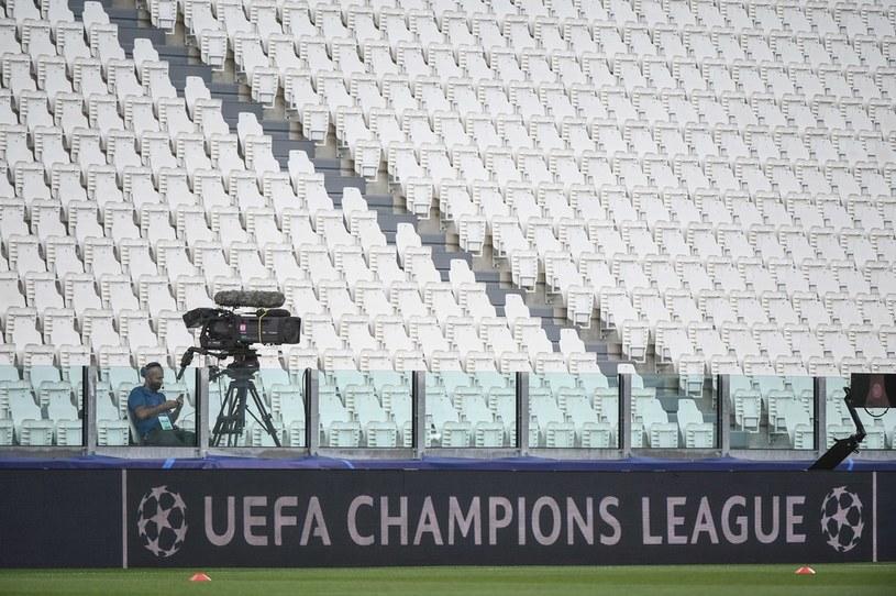 Liga Mistrzów w telewizji /Icon Sports /Newspix