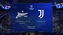 Liga Mistrzów. Zenit Petersburg - Juventus Turyn. Skrót meczu. WIDEO (Polsat Sport)