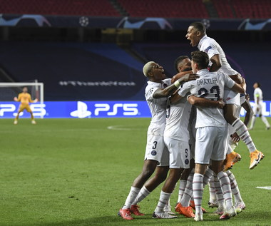 Liga Mistrzów. Zobacz skrót z meczu Atalanta Bergamo - Paris Saint-Germain