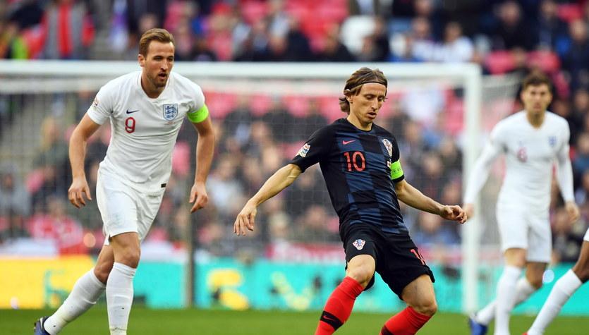 Liga Narodów: Anglicy wyszarpali wygraną Chorwacji i zagrają w finałach