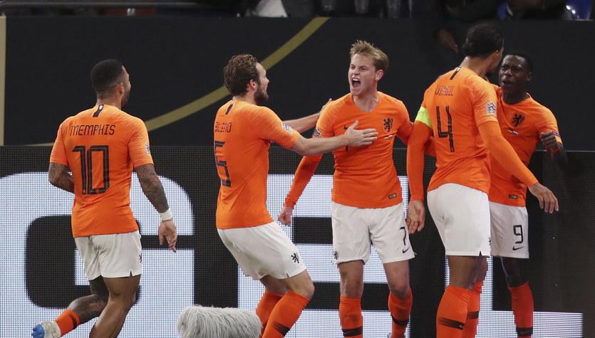 Liga Narodów: Holandia rzutem na taśmę w Final Four