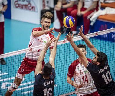 Liga Narodów: Iran - Polska 3:2 w Urmii