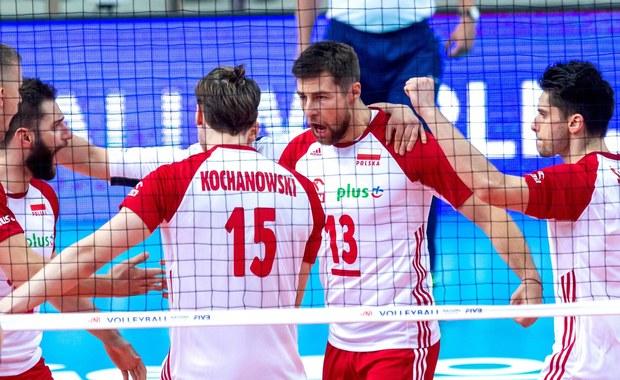 Liga Narodów: Polscy siatkarze znów zwycięscy. Pokonali Bułgarów w czterech setach