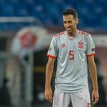 Liga Narodów. Sergio Busquets nie zagra z Niemcami, nie wiadomo, czy zagra z Atletico
