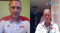 Liga Narodów siatkarek. Magdalena Stysiak: Głowy do góry, będzie dobrze! (POLSAT SPORT) Wideo