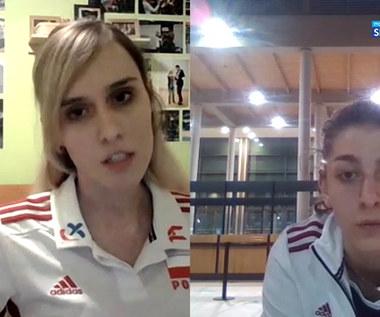 Liga Narodów Siatkarek. Martyna Łukasik: Wiedziałyśmy, że Kanadyjki nie ułatwią nam gry. (POLSAT SPORT). WIDEO