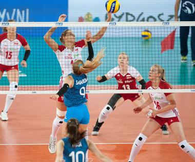 Liga Narodów siatkarek: Polska - Argentyna 3:0