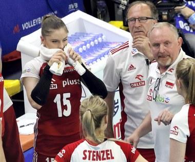 Liga Narodów siatkarek: Polska przegrywa z USA