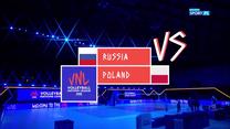 Liga Narodów Siatkarek. Polska – Rosja 3:2. Skrót meczu (POLSAT SPORT). Wideo