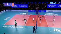Liga Narodów siatkarek. Polska - Tajlandia 3:0 - skrót. WIDEO (POLSAT SPORT)