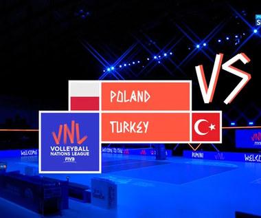 Liga Narodów siatkarek. Polska – Turcja 1:3. Skrót meczu (POLSAT SPORT). Wideo
