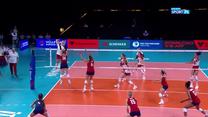 Liga Narodów Siatkarek. Polska - USA 0:3. Jakie noty wystawili eksperci? (POLSAT SPORT). Wideo