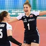 Liga Narodów siatkarek: Ważna wygrana reprezentacji Polski