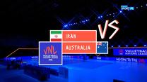 Liga Narodów siatkarzy: Iran - Australia 2:3. Skrót meczu (POLSAT SPORT) Wideo