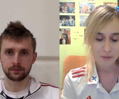 Liga Narodów siatkarzy. Mateusz Bieniek: Na mecz z Brazylią nie ma potrzeby dodatkowej motywacji. (POLSAT SPORT) Wideo