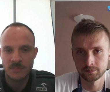 Liga Narodów Siatkarzy. Mateusz Bieniek: Spróbujemy wziąć rewanż za porażki (POLSAT SPORT). Wideo