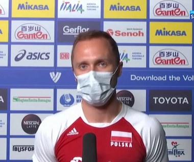 Liga Narodów siatkarzy. Paweł Zatorski: Cieszymy się, że wygraliśmy szybko. (POLSAT SPORT) Wideo