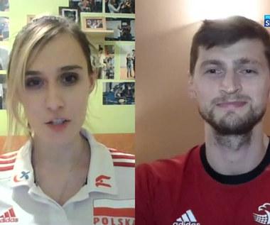Liga Narodów Siatkarzy. Piotr Nowakowski: Wygraliśmy, bo... byliśmy ciut lepsi (POLSAT SPORT). Wideo