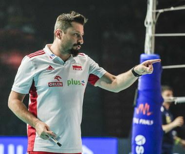 Liga Narodów siatkarzy: Polska - Brazylia 3:0. Bednaruk: Kończę trenerkę