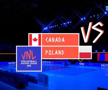 Liga Narodów siatkarzy. Polska - Kanada 3:0. Skrót meczu (POLSAT SPORT) Wideo