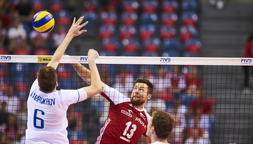 Liga Narodów siatkarzy: Polska - Rosja 3:0 w Krakowie