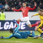 Liga Narodów. Szwajcaria - Belgia 5-2