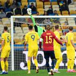 Liga Narodów. Ukraina - Hiszpania 1-0 w meczu 4. kolejki
