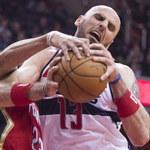 Liga NBA: 12 punktów Gortata, piąte zwycięstwo Wizards