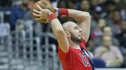 Liga NBA: Efektowny Marcin Gortat, 16. zwycięstwo Wizards