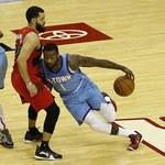 Liga NBA. Houston Rockets przerwali czarną serię