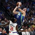 Liga NBA. Niesamowity występ Luki Doncica