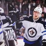Liga NHL - pięć goli Patrika Laine'a dla Winnipeg Jets