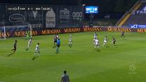 Liga portugalska. Bramkarz znokautował dwóch swoich obrońców. Wideo