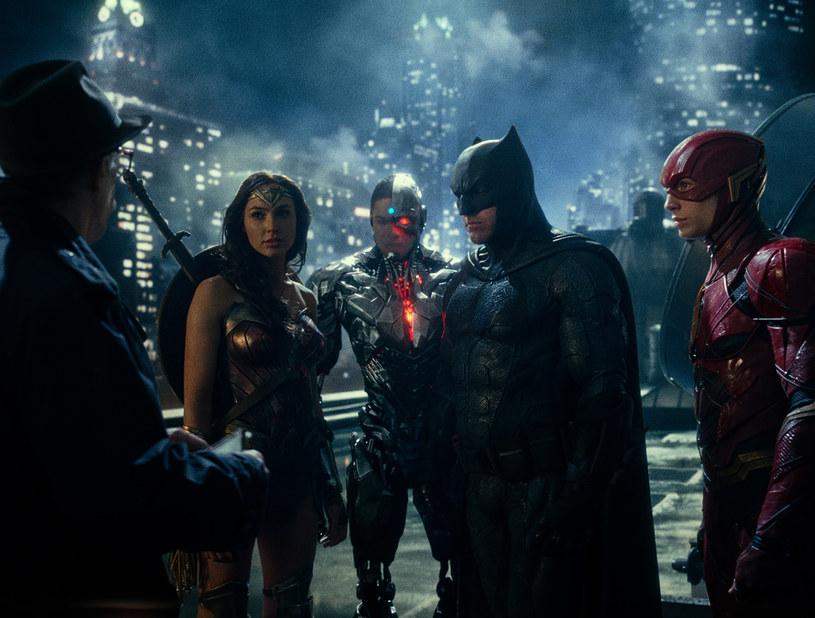 """""""Liga Sprawiedliwości Zacka Snydera"""" to film głównie dla fanów /Warner Bros /materiały prasowe"""