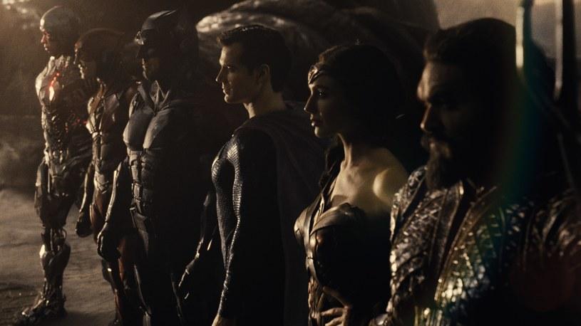 Liga Sprawiedliwości Zacka Snydera to nie wersja rozszerzona - to w zasadzie zupełnie inny film /materiały prasowe