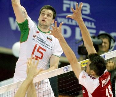Liga Światowa: Bułgaria - Polska 3:2