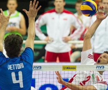 Liga Światowa: Polska - Włochy 3:2