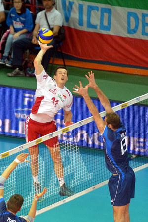 Liga Światowa: Włochy - Polska 3:1