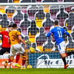 Liga szkocka. Przerwana zwycięska seria Rangers FC