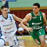 Liga VTB. Zastal Enea BC Zielona Góra - Uniks Kazań 92:86. Pierwsza wygrana w historii